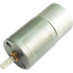 25mm Low Rpm12V DC Motor with Gear Reduction pictures & photos
