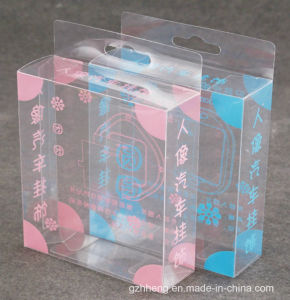 PVC Gift Box/PVC Clear Folding Box /Plastic Printing Toy Box (OEM-box) pictures & photos