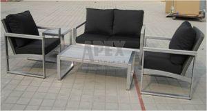 Garden Furniture Sofa Outdoor Furniture 4PCS Set Modern Furniture Rattan Sofa pictures & photos