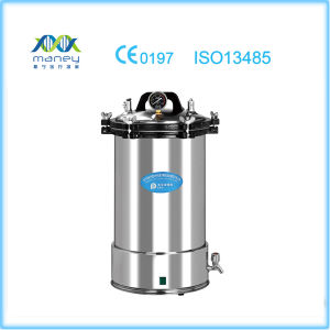 Portable Pressure Steam Autoclave (YX-18LD/24LD) pictures & photos