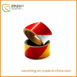 Reflective Vinyl Material Sheeting Sticker Tape pictures & photos