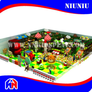 Happy Kids Entertainment Fibreglass Indoor Playground for Park pictures & photos