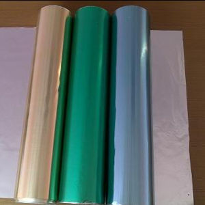 Embossed Printed Brushed Colored Aluminum Foil Rolls pictures & photos