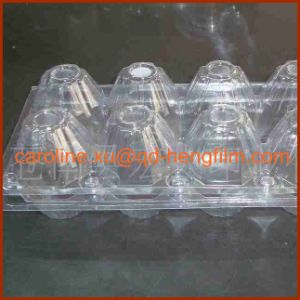 Transparent Clear Pharmaceutical Packing Food Grade Rigid PVC Film pictures & photos