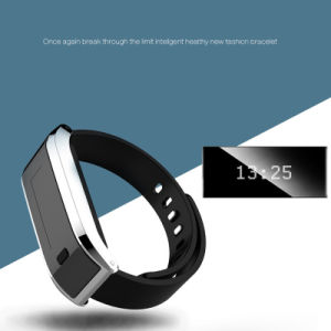 2015 New Sport Multi-Function Smart Bracelet Watch with Bluetooth