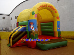 Customized Inflatable Bouncer Used for Recreational Purpose (A148) pictures & photos