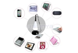 Reading Touch LED Light Desk Decoration Lamp Speaker for MP4 5 3 Mobile Phone pictures & photos