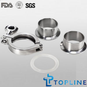 Stainless Steel Sanitary Clamp Coupling pictures & photos