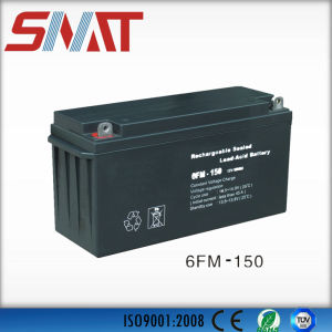 Lab Series 150ah Lead-Acid Batteries for Solar Power System pictures & photos