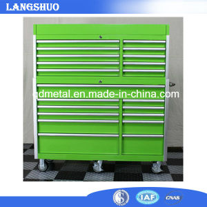 Heavy Duty Stainless Steel Lock Tool Cabinet with 20 Drawers pictures & photos