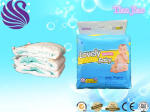 Good Quality PE Tape PE Film Baby Diaper pictures & photos