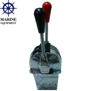 China Supply Japanese Type Single Handle Marine Engine Control Levers pictures & photos