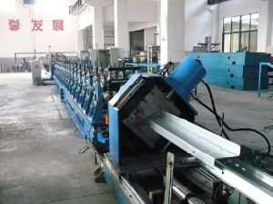 Solar Photovoltaic (PV) Support Production Line pictures & photos
