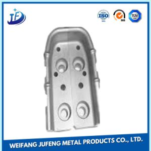 OEM Sheet Fabrication Metal Parts Fine Blanking/Stamping for Door Hinge pictures & photos