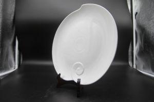 "Ceramic Dishes for Hotel Restauran T12""Fairy Peach Dish"" pictures & photos"