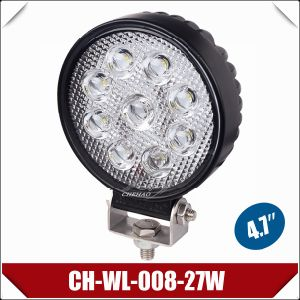 "4.7"" 27W off-Road/Engineer/Special Vehicle/Auto Exterial Driving Light (CH-WL-008-27W)"