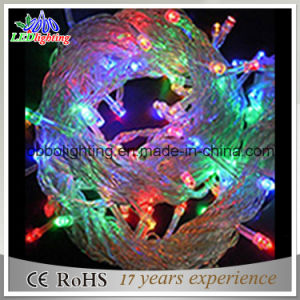 High Quality Christmas Decoration Light Holiday Light 5m 20LED String Lights12 Volt LED String Lights LED 5mm LED String Lights pictures & photos