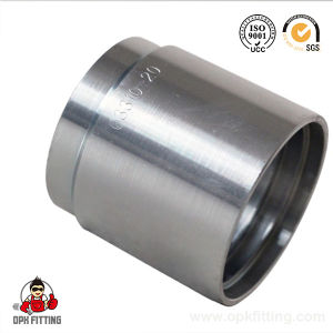 (03310) Carbon Seel Hydraulic Ferrule Fitting by CNC Machine pictures & photos