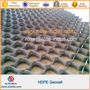 HDPE Slope Protection Geocell HDPE Geocell pictures & photos