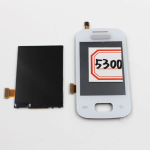 Competitive Price Cell / Mobile Phone LCD for Samsung S5300