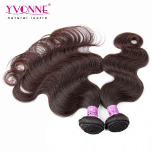Grade 5A 100% Human Hair Weft Remy Peruvian Hair pictures & photos