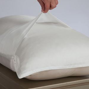 Taihu Snow Silk Natural Excellent Smooth Soft Silk/Tencel Neck Pillow and Pillowcase pictures & photos