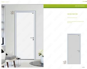 Popular Aluminium Bathroom Doors, Popular Bathroom Door, Popular Entry Wooden Door Design pictures & photos