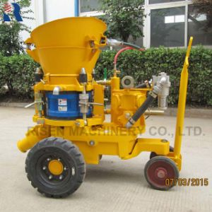 Small-Size Concrete Sprayer Machine - Sprayed Concrete Machine - Concrete Spraying Machine (PZ-3) pictures & photos