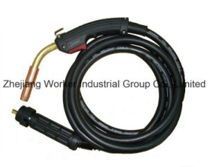 Tweco 350A Air-Cooled CO2 Air Shielded Welding Torch pictures & photos