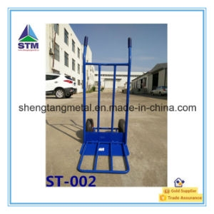 Folding Hand Trolley Manufacturer Construction Tools (HT3800) pictures & photos