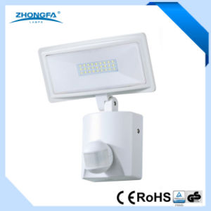 Hot Sale 15W LED Wall Lamp with PIR Sensor pictures & photos