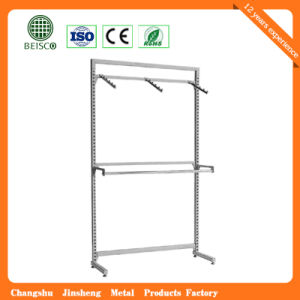Stainless Steel Garment Shop Display Clothes Stand pictures & photos