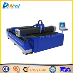 6mm Metal Pipe Laser Cutting Machine Raycus 1000W Fiber Ce/FDA pictures & photos
