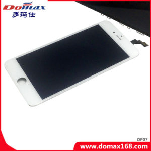 Mobile Phone Parts LCD for iPhone 6 Plus Black and White Color pictures & photos