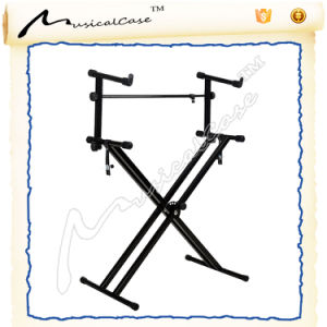 Double X Keyboard Stand for Wholesale pictures & photos