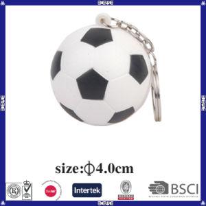 Hot Sale PU Foam Soccer Ball Shape Stress Ball pictures & photos