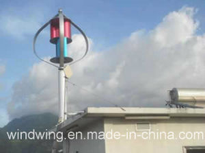 600W Wind Turbine, Solar Panel, Controller, Inverter and Battery System pictures & photos