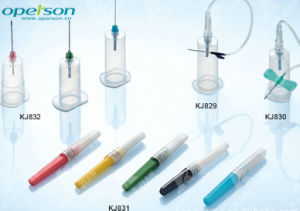 Vacuum Blood Collection Needle with Various Size pictures & photos