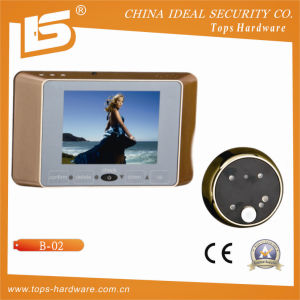 "3.5"" LCD Screen Take Photo Function Automatical Digital Viewer pictures & photos"