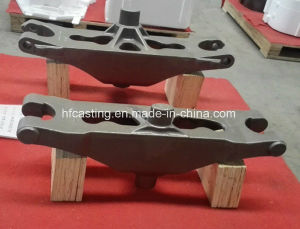 Casting Parts, Sand Casting, Ductile Iron Casting, Steering Axle Parts pictures & photos