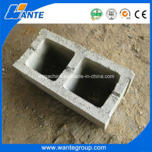 Wante Building Material Making Machine Semi Automatic Concrete Block Machine pictures & photos