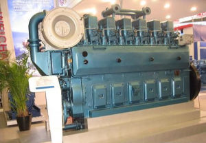 Weichai 6170/8170 Series 600HP~800HP Marine Diesel Engine pictures & photos