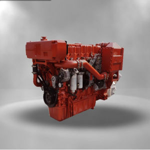 Electrical Started Marine Engine Diesel Engine From Yuchai pictures & photos