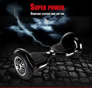 SUV Type Hoverboard Two Rubber Wheels Scooter China Golden Supplier