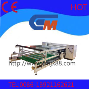 high Speed Rolling Heat Transfer Printing Machine pictures & photos