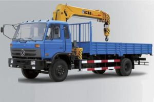 Dongfeng EQ5160 4X2 Truck Crane pictures & photos