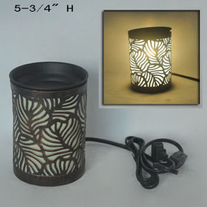 Electric Metal Fragrance Warmer - 15CE00881