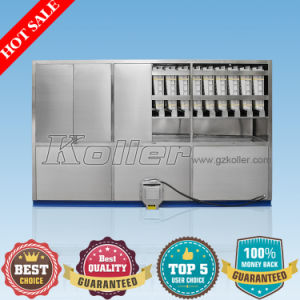 High Efficiency 5 Tons Ice Cube Machine Made up of SUS304 Material pictures & photos