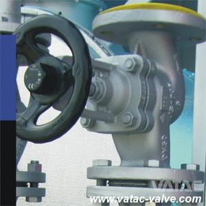 Ductile Iron Globe Valve Pn10/Pn16 pictures & photos