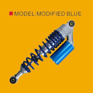Modififd Blue Shock Absorber, Motorcycle Shock Absorber for Selling pictures & photos